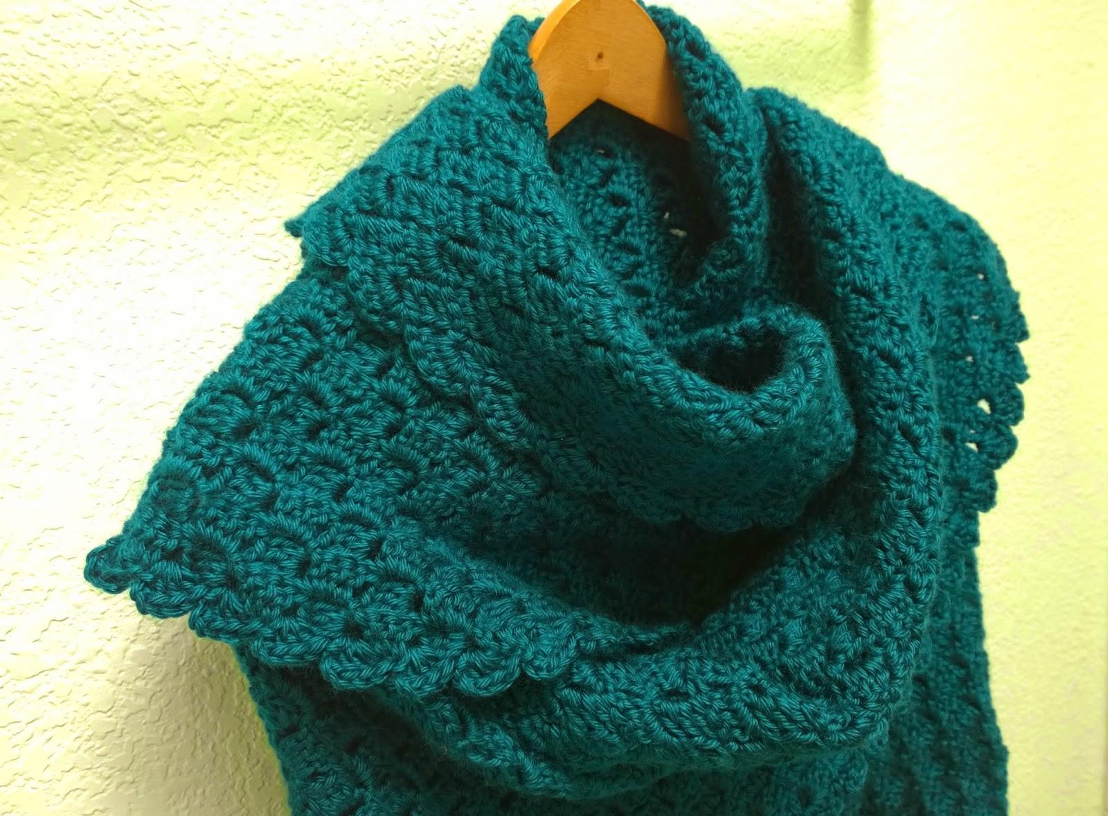 non*sense..: corner to corner triangle shawl