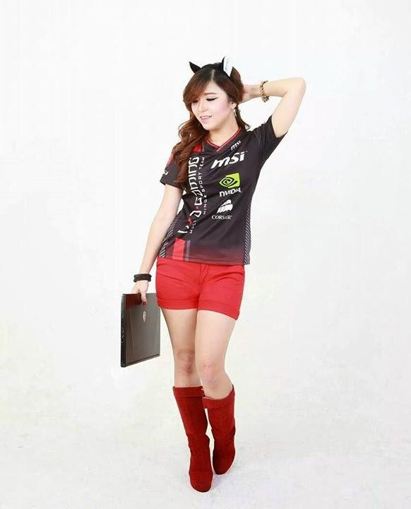 gadis gammer, Bubemob.com, cantik banget