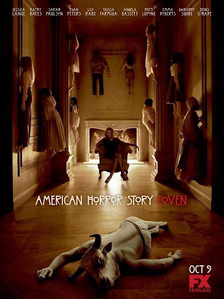 American Horror Story Coven Temporada 3 Completa Latino