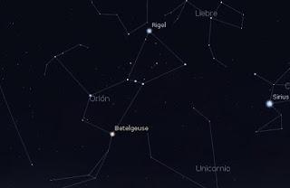 lluvia de estrellas orionidas 2012