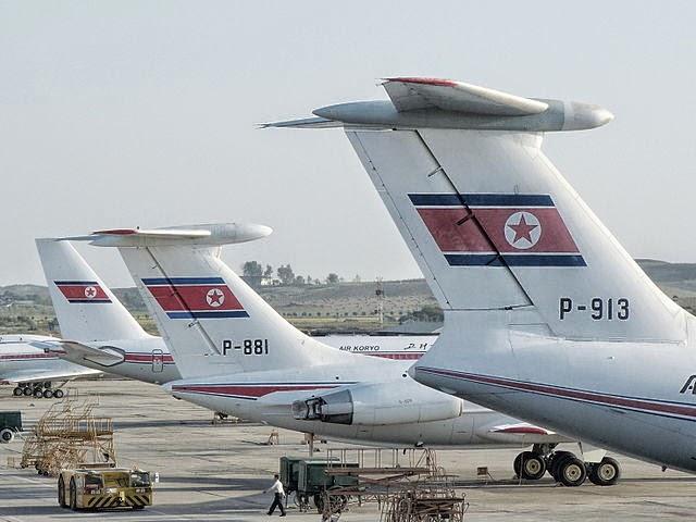 Il-76, Il-62 & Tu-204