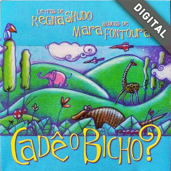 CD Cadê o Bicho - Ed. Gramofone