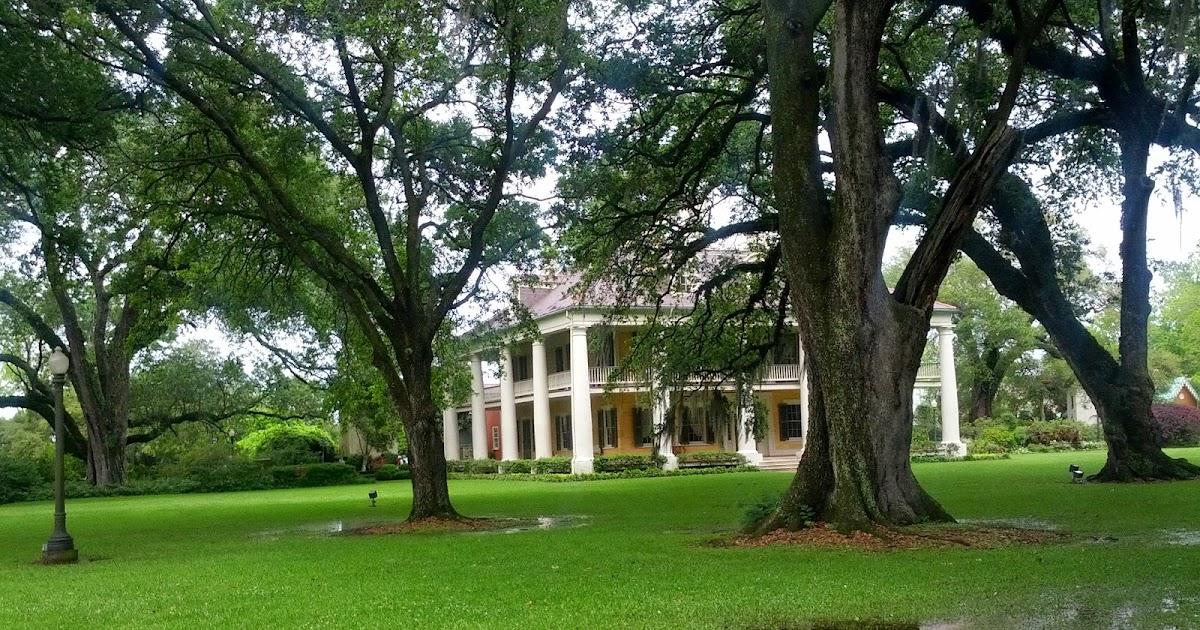 Greneaux Gardens Houmas House Plantation Gardens