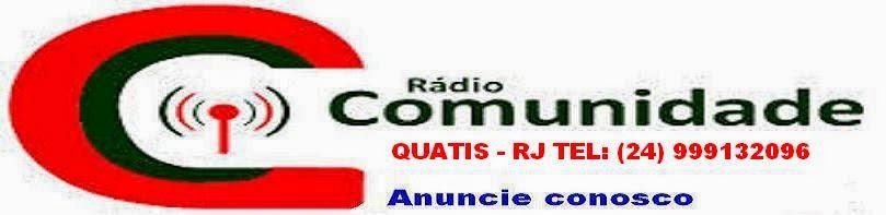 Rádio Comunidade FM Quatis RJ