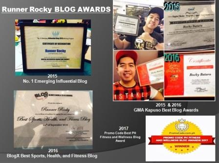 Blog Awards Received