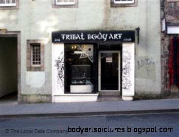 Tribal   Tattoo Artists in Edinburgh EH8 8AA