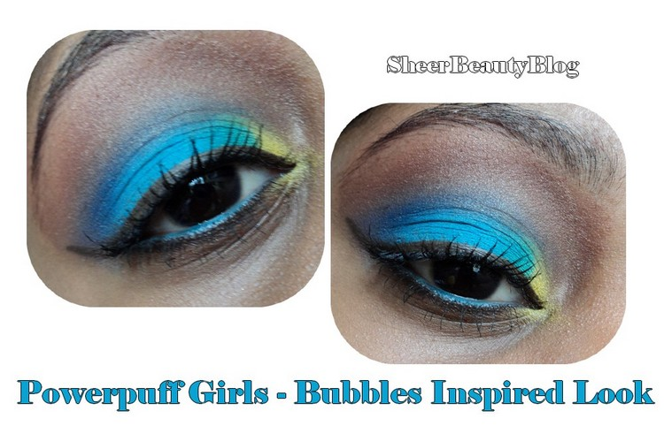 Powerpuff Girls Makeup Series
