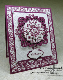 Stamps - Our Daily Bread Designs Ornate Borders and Flowers, Ornate Borders & Flower Die, Ornate Borders Sentiments, Ornate Background, ODBD Custom Antique Labels and Border Die