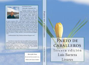 PARTO DE CABALLEROS,2012, Novela  (Nueva edición )