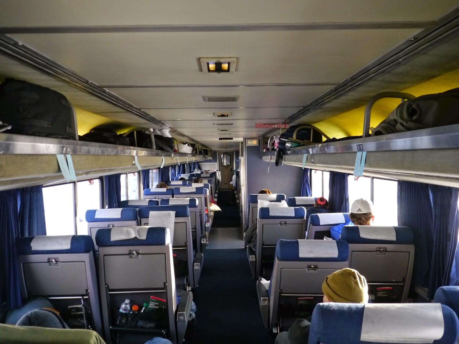 Aeroporto York : Passeio de trem entre nova york e boston ~ credouai