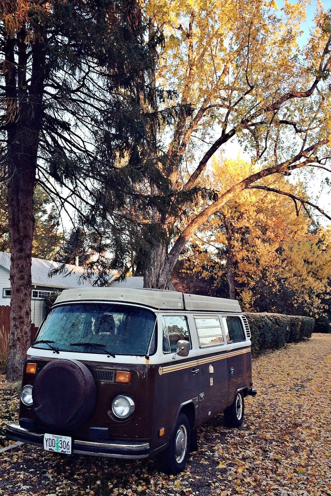 the Camper Bus