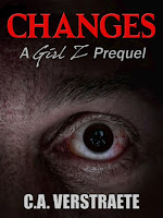 Changes: A Girl Z Prequel (Girl Z: My Life as a Teenage Zombie)