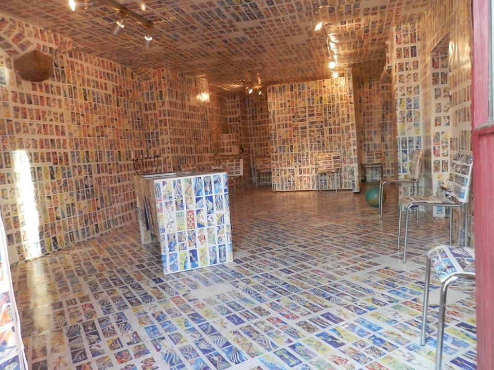 Installation Axel Pühringer