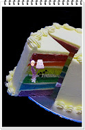 ITALIAN RAINBOW with ITALIAN BUTTERCREAM