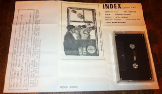 VA: Index #2 K7 (1983, Index Audio)