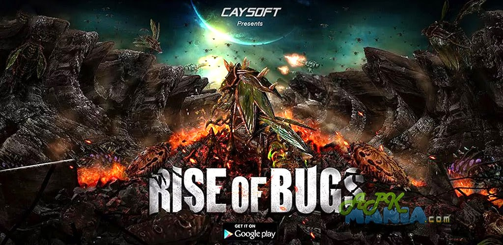 Download Rise of Bugs Apk