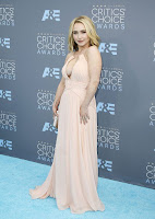 Hayden Panettiere best dresses at the Critics Choice Awards 2016 red carpet photo