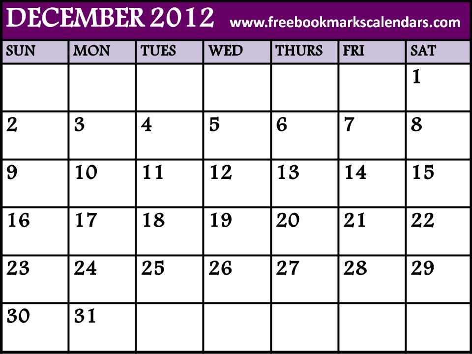 blank monthly calendar template .