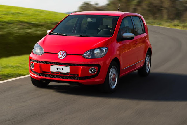 volkswagen up! TSI Turbo