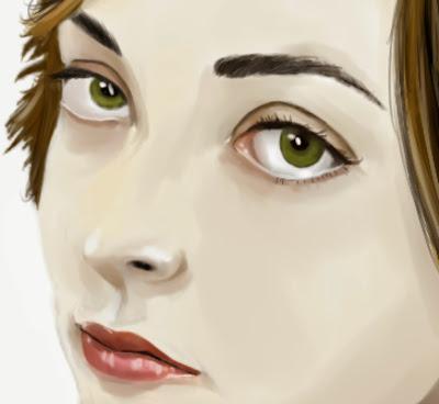 paint tool sai dessin femme