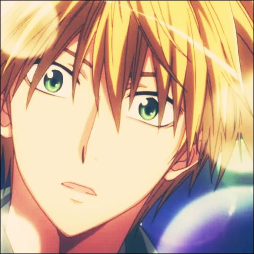 DREAM SAGA: Tokoh Karakter Cowok Anime Terkeren