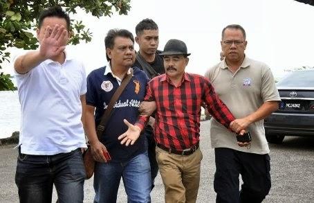Sultan Melaka Di Tanah Polis?