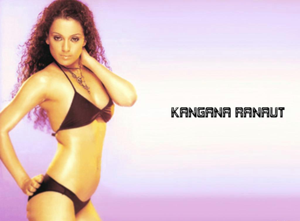 Kangana ranaut Bikini wallpapers