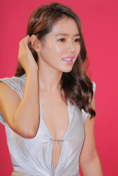 Son YeJin (손예진) at the 18th Puchon International Fantastic Film Festival (PiFan) 2014