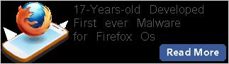 Firefox os Malware