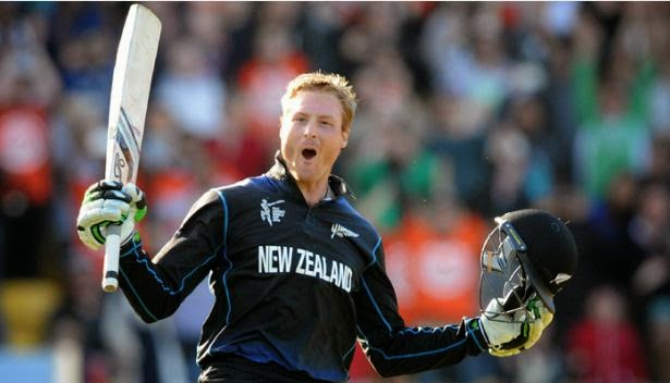 ICC World Cup 2015: Martin Guptill hits record 237 as New Zealand sail into semis