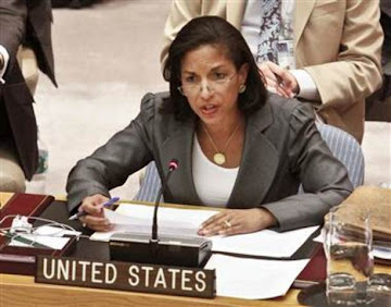 Susan Rice: a cheater, irresponsible and corrupt  woman