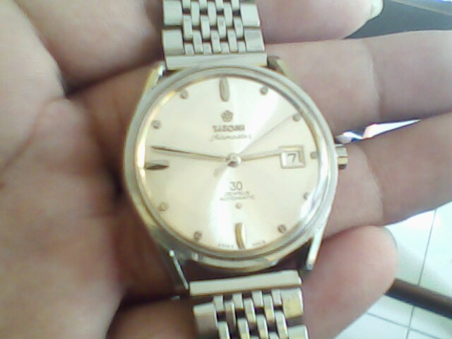 jam tangan bekas on informasi seputar jam tangan baru dan bekas: TITONI AIR MASTER 30 ...