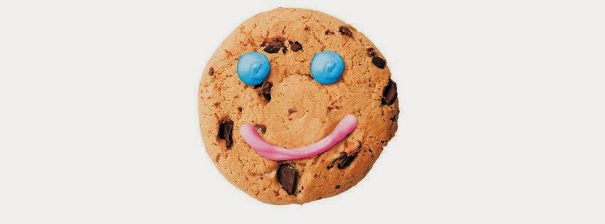 Couverture pour facebook biscuit