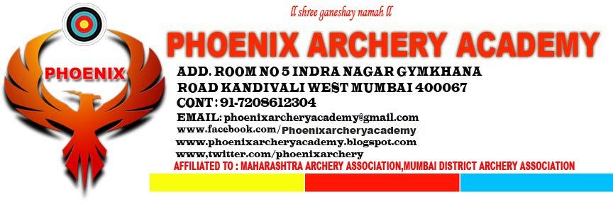PHOENIX ARCHERY ACADEMY
