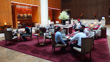 Singapore Marriott Lobby Lounges