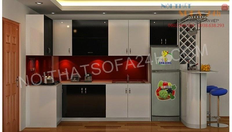 Tủ bếp TB057