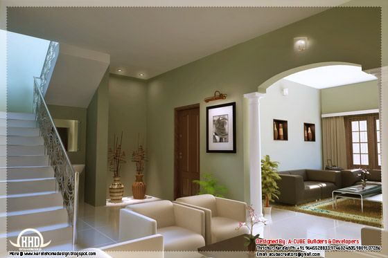 Living room interior view 05