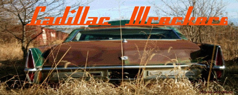 Cadillac Wreckers