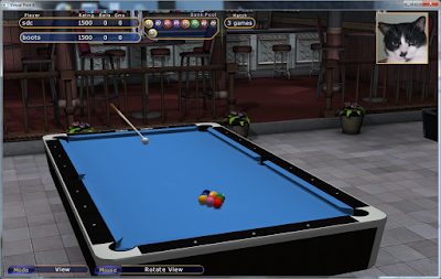 Game Billiard PC : Virtual Pool 4 Full Inclluded Crack Version