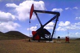Máquina para extracción de Petróleo