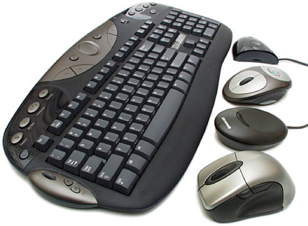 th3 d3stiny input devices