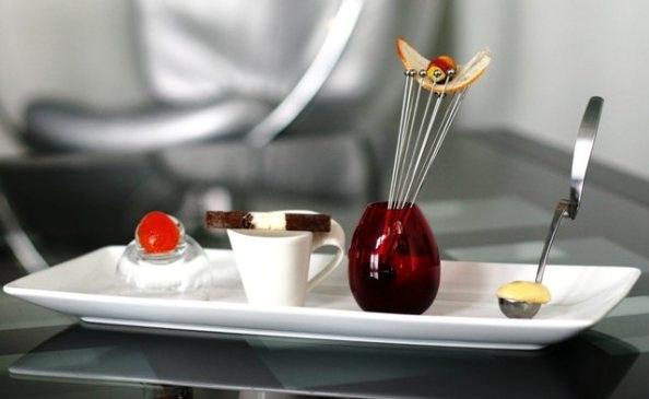 Arteturistiando gastronom a molecular for Comida vanguardia