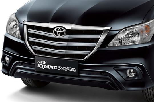 Eksterior Toyota Grand New Kijang Innova 2014