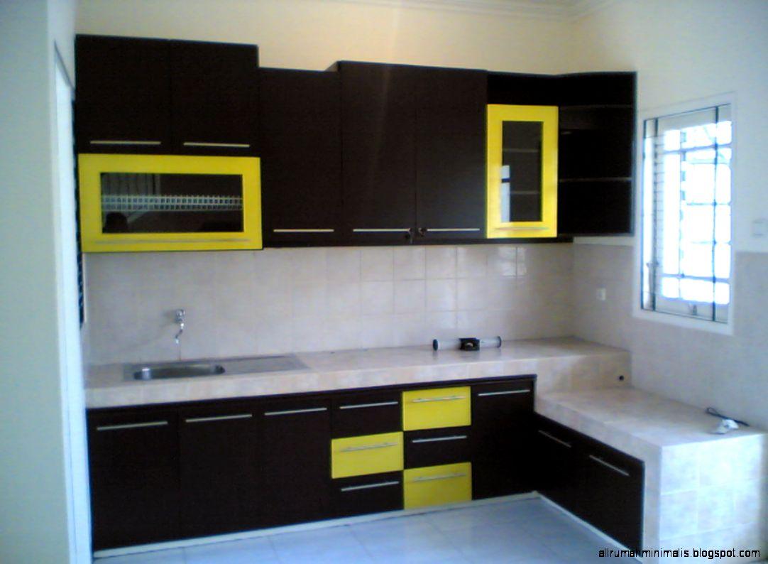 Gambar Dapur Minimalis Sederhana dan Modern  Desain Rumah Minimalis