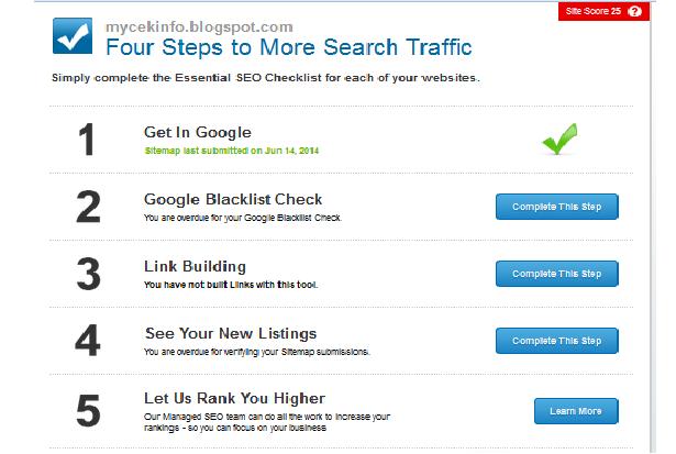 Optimasi Seo Pada Blog Dengan Seo Tools