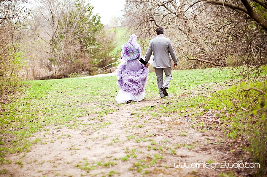 Muslim Engagement Photography Overland Park, KS