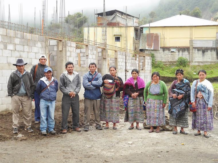 CASA MATERNA PETT, SANTA EULALIA, HUEHUETENANGO