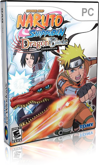 Naruto Shippuden Dragon Blade Chronicles PC Game Full Descargar 2011