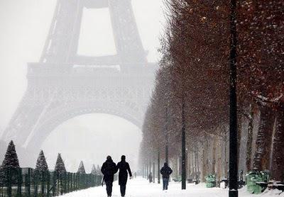 Fotos Natal em Paris 2013