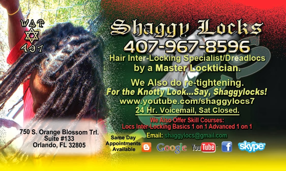 Shaggylocs contact info...